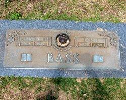 Elder Charlie Harrison Bass