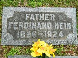 Martin Ferdinand Hein