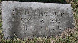 Chloe <i>Small</i> Cox