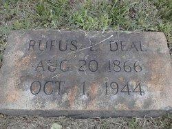 Rufus Elbert Deal