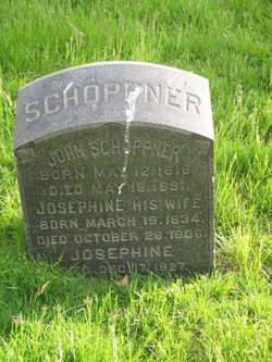Josephine <i>Dirlan</i> Schoeppner