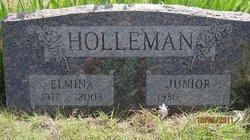 Elmina Mae <i>Carter Starr</i> Holleman