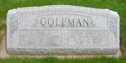 Ruth Marie <i>Knutson</i> Coleman