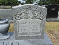 Margaret Virginia <i>Spence</i> Halstead
