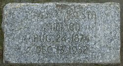 Edward Augusta Jamison