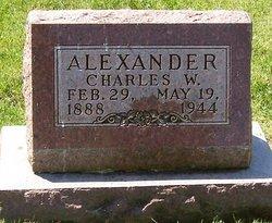 Charles Willis Alexander