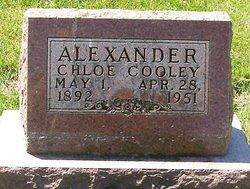 Chloe May <i>Cooley</i> Alexander