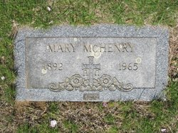 Mary McHenry