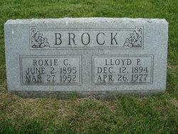 Roxie Calla <i>Penniston</i> Brock