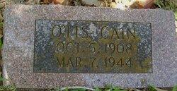 Otis Cain