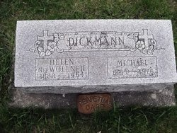 Helen <i>Wollner</i> Dickmann