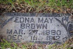 Edna Mae <i>De Frate</i> Brown