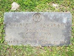 Charles L Ashcraft