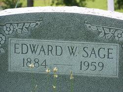 Edward William Sage