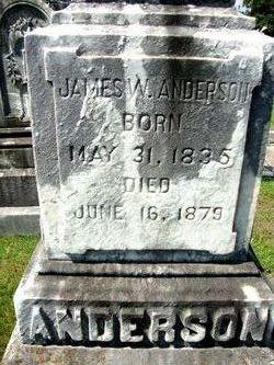 James Wisdom Anderson