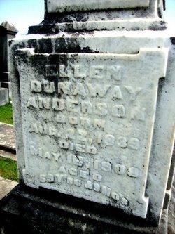 Mary Ellen B <i>Dunaway</i> Anderson