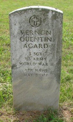 Vernon Quentin Agard