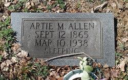 Artie M Allen