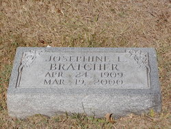 Mabel Josephine Jo <i>Lane</i> Bratcher