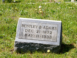 Bentley B Adams