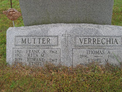 Ethel M. <i>Bugey</i> Verrechia