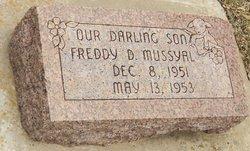 Freddy D Mussyal