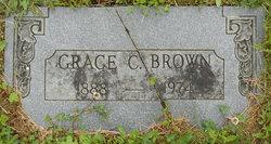 Grace C <i>Crowe</i> Brown
