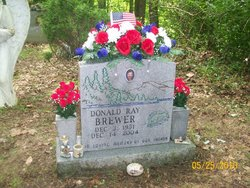 Donald Ray Don Brewer
