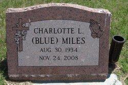Charlotte L. <i>Blue</i> Miles