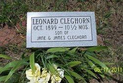 Leonard Cleghorn