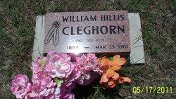 William Hillis Cleghorn