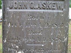 John O Askew