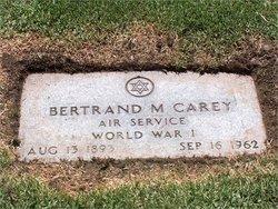Bertrand Morton Carey