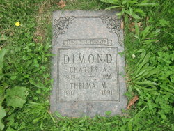 Thelma M <i>Armstrong</i> Dimond