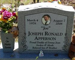 Joseph Ronald Joe Apperson