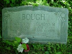 Gladys M Bough
