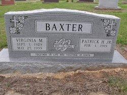 Virginia Merl <i>Harkrider</i> Baxter