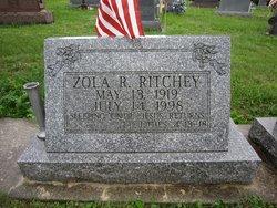 Zola R <i>McDonald</i> Ritchey