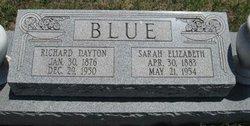Richard Dayton Blue