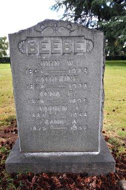 Corp John W Beebe