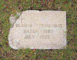 Claude A. Trowbridge