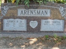 George Arensman, Jr