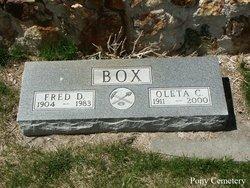 Oletto (Oleta) <i>Carmin</i> Box