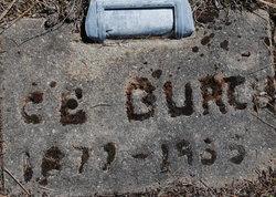 Clarence Eric Burch