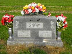 Ethel <i>Hudson</i> Snow