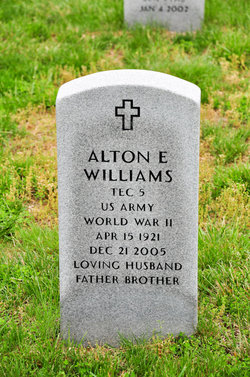 Alton E. Williams