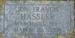 Jon Francis Hassler