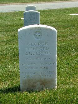George Belford Alderson