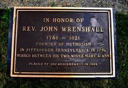 Rev John Wrenshall
