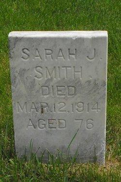 Sarah J Smith